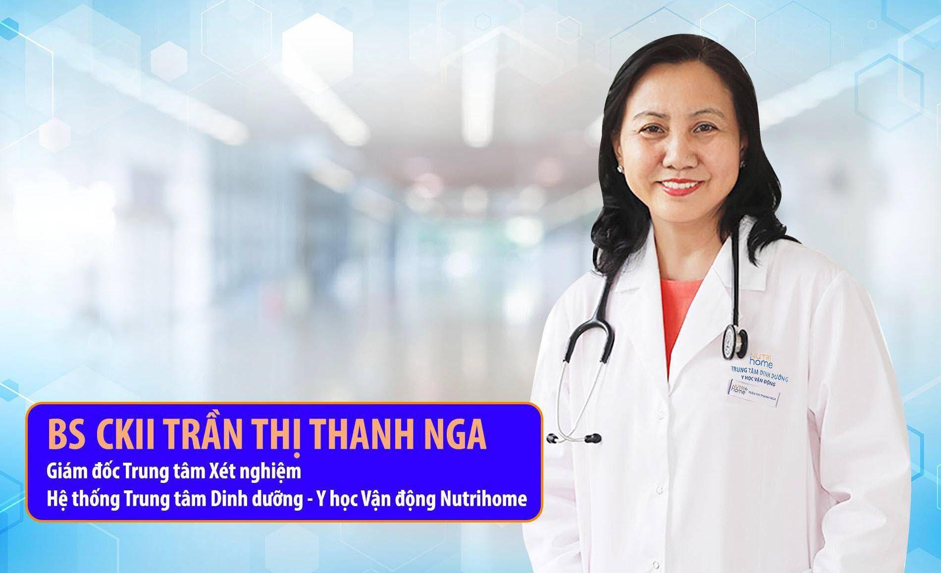BS CKII Trần Thị Thanh Nga