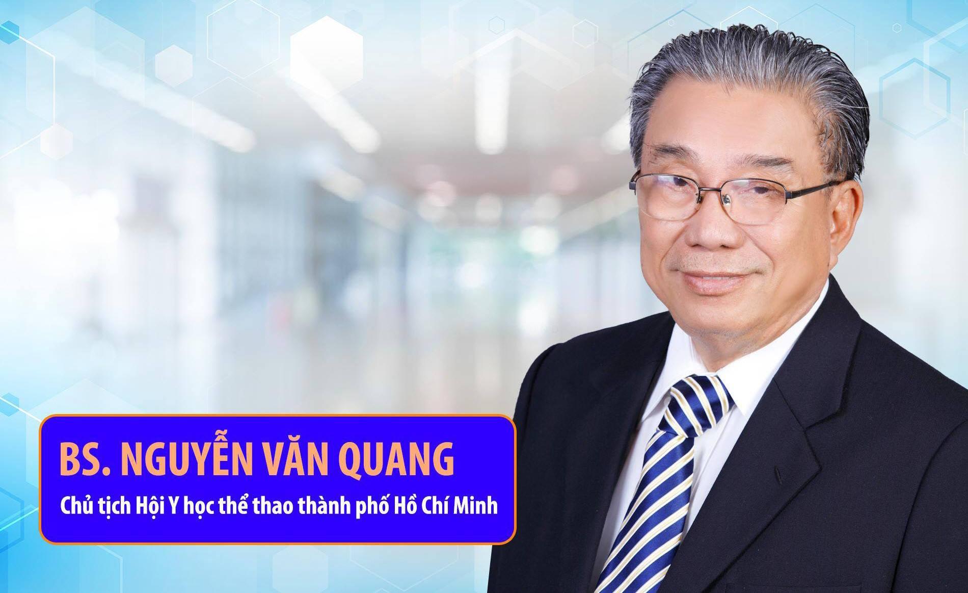 Bác sĩ Nguyễn Văn Quang