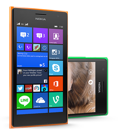 Nokia<br/>Lumia 730